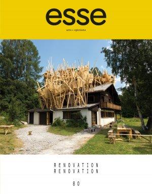 ARTICLE > Rénovation kamikaze : des formes parasites de la rénovation| esse #80