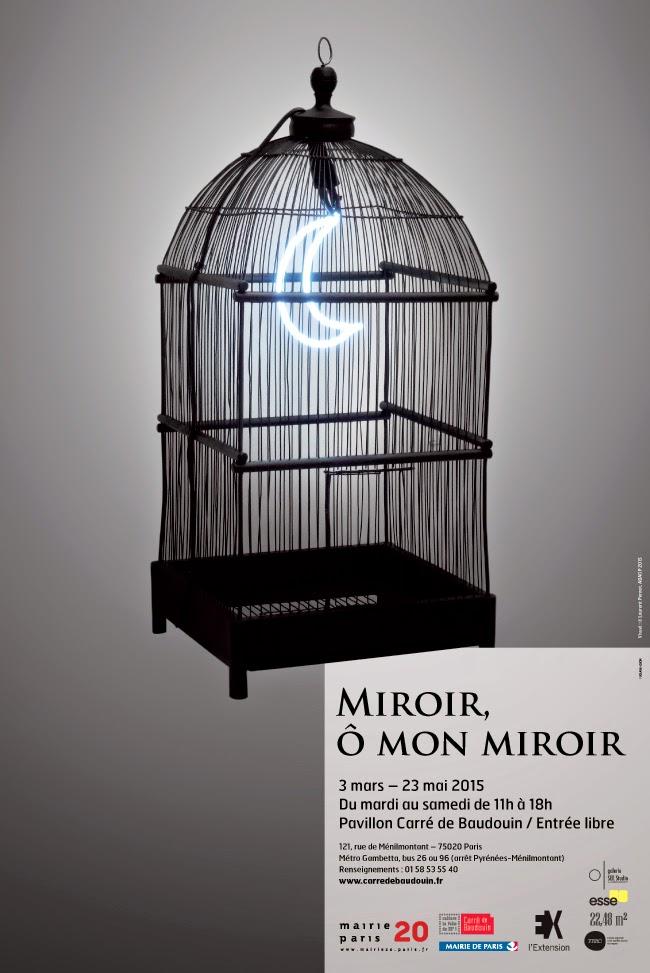 EXPO > «Miroir, ô mon miroir» – 3 mars au 23 mai 2015. Vernissage le 12 mars