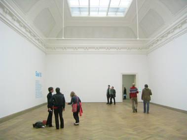 ARTICLE > Une relation esthétique impossible, les expositions dans lesquelles il n'y a rien à voir | Nouvelle revue d'esthétique #3, 2009