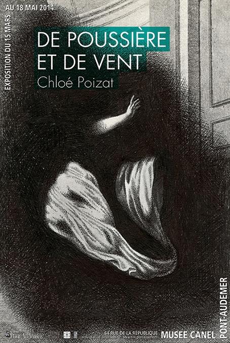 EXPO/CATALOGUE > Outremondes, exposition de Chloé Poizat, «De poussière et de vent», Musée Canel