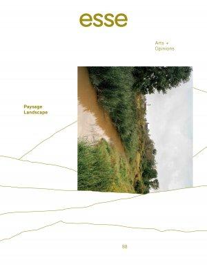 ARTICLE>Le paysage, une contre-nature : entretien avec Anne Cauquelin, esse 88, automne 2016